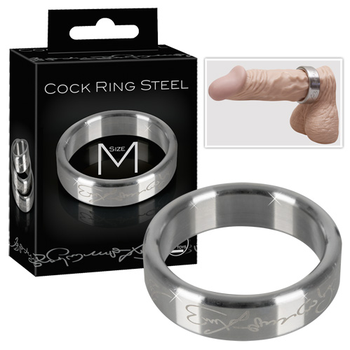 Cock Ring Steel 4.5 cm/M