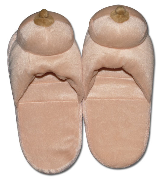 Breast Slippers