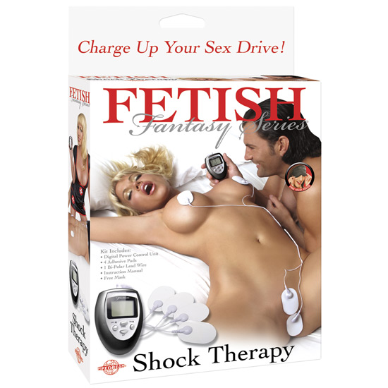 Schock Therapy Fetish Fantasy Kit