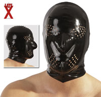 Perforated Mask-hood