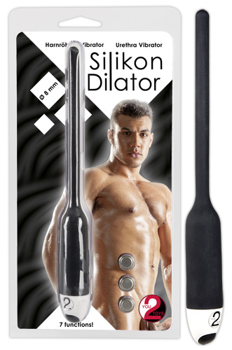 Silicone Black Dilator